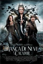 Poster do filme Branca de Neve e o Caçador