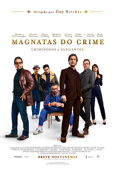 Poster do filme Magnatas do Crime