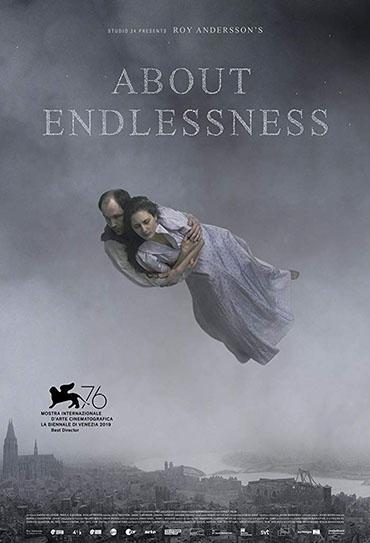 Poster do filme Sobre o Infinito