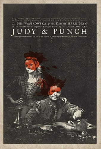 Poster do filme Judy e Punch