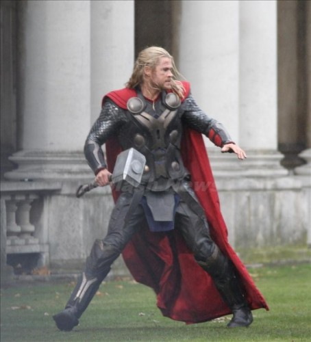 Imagem 1 do filme Thor: O Mundo Sombrio