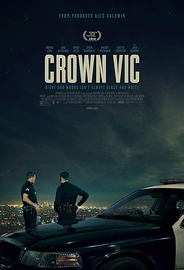 Poster do filme Crown Vic