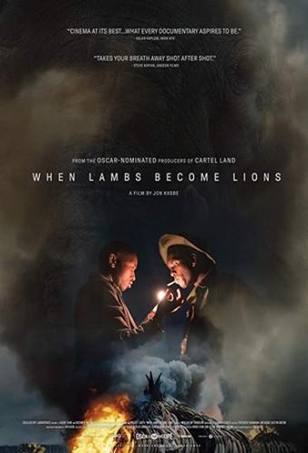 Poster do filme Quando os Cordeiros se Tornam Leões