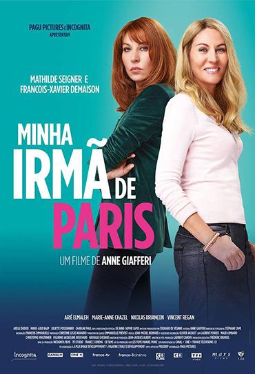 Poster do filme Minha Irmã de Paris
