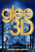 Pôster do filme Glee 3D - O Filme