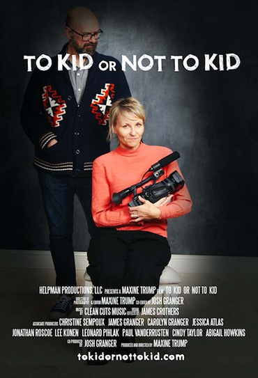 Poster do filme To Kid or Not to Kid