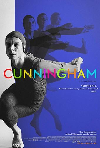 Poster do filme Cunningham