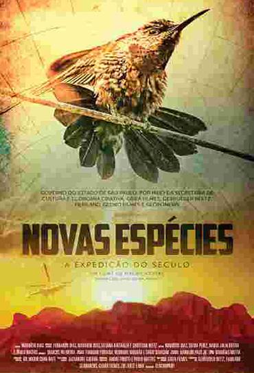 Novas Espécies - A Expedição do Século