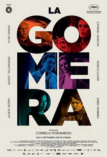 Poster do filme La Gomera - A Ilha dos Assobios