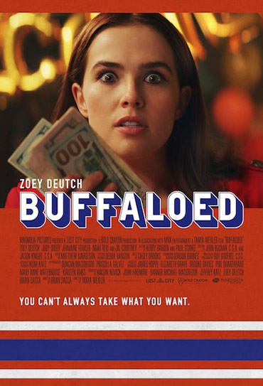 Poster do filme Buffaloed