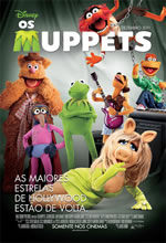 Poster do filme Os Muppets