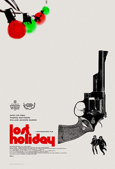 Poster do filme Lost Holiday