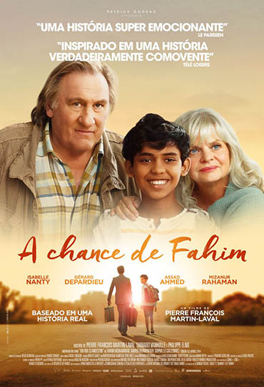 Poster do filme A Chance de Fahim