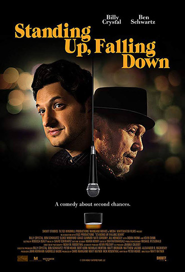 Poster do filme Standing Up, Falling Down