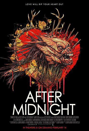 Poster do filme Depois da Meia-Noite