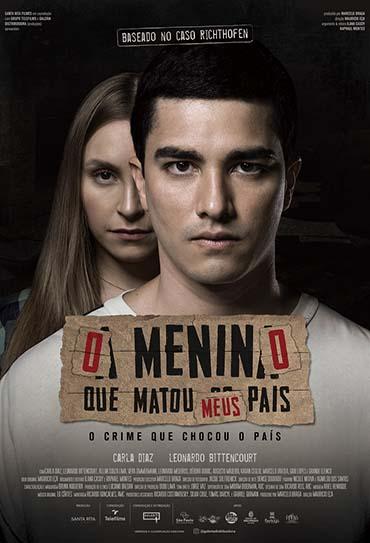 Poster do filme O Menino que Matou Meus Pais