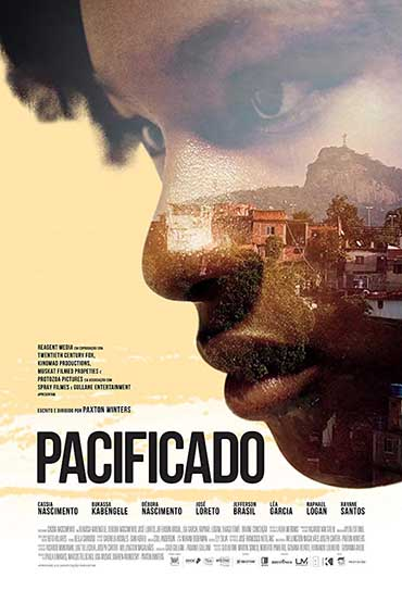 Poster do filme Pacificado