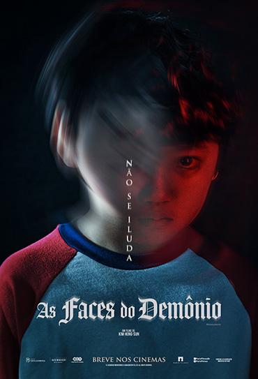 Poster do filme As Faces do Demônio