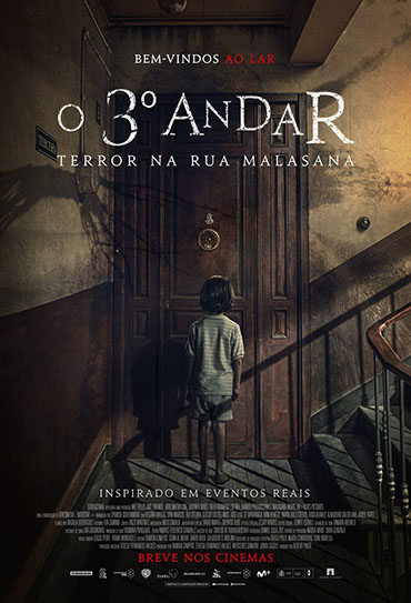 Poster do filme O 3º Andar - Terror na Rua Malasaña
