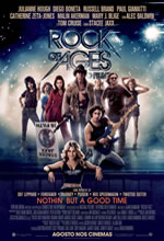 Poster do filme Rock of Ages: O Filme