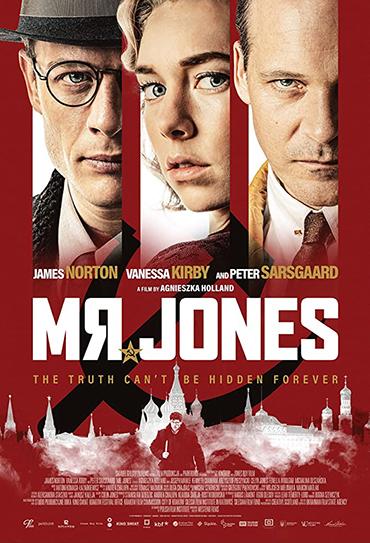 Poster do filme Mr. Jones