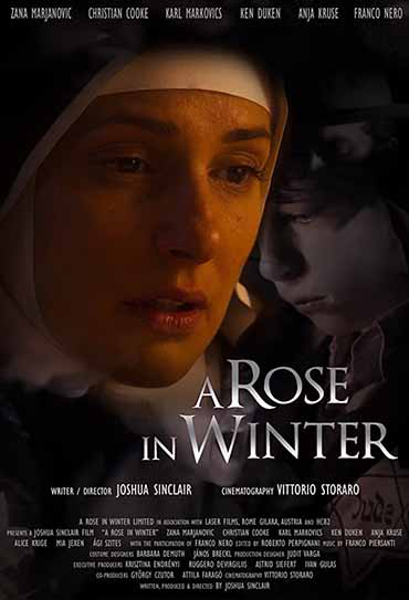 Poster do filme A Rose in Winter
