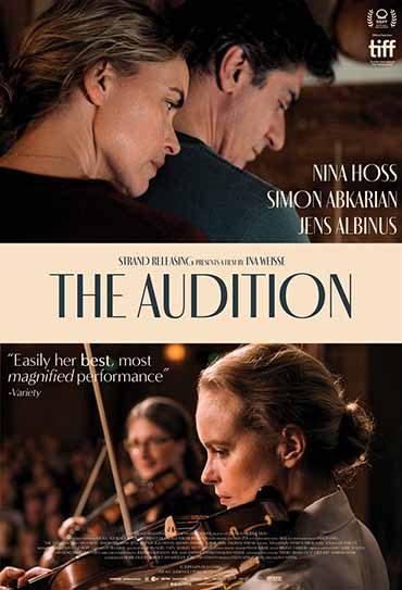 Poster do filme A Professora de Violino