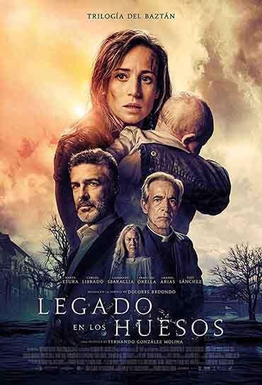 Poster do filme Legado nos Ossos
