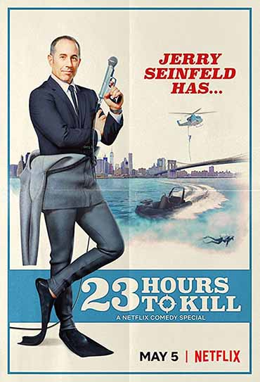 Poster do filme Jerry Seinfeld: 23 Hours to Kill