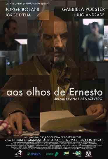 Poster do filme Aos Olhos de Ernesto