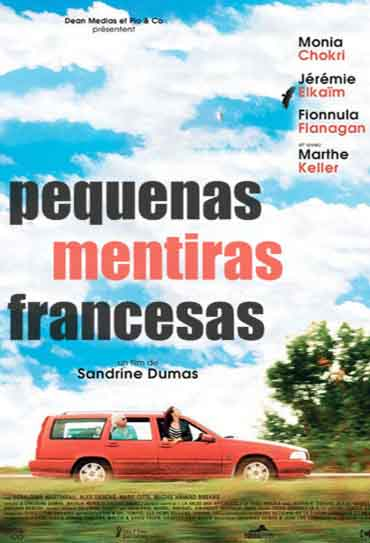 Poster do filme Pequenas Mentiras Francesas