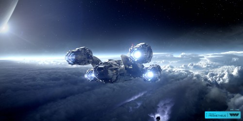 Imagem 3 do filme Prometheus