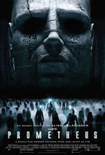 Pôster do filme Prometheus