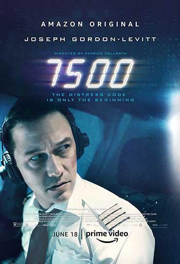 Poster do filme 7500