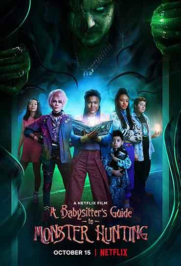 Poster do filme Manual de Caça a Monstros