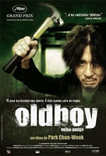 Poster do filme Oldboy