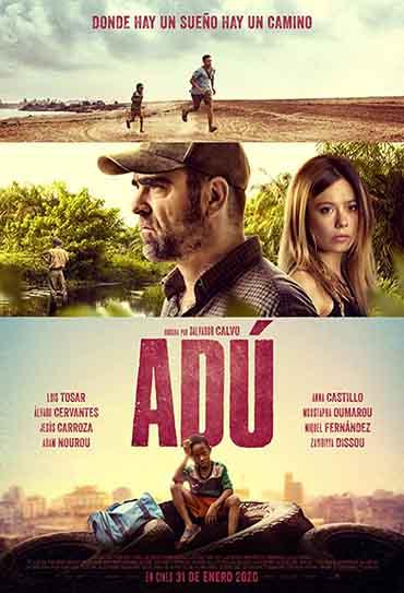 Poster do filme Adú