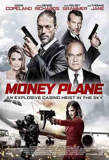 Avião de Dinheiro