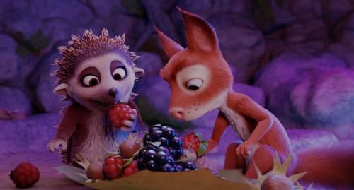 Imagem 1 do filme Tina & Téo - A Pedra Encantada