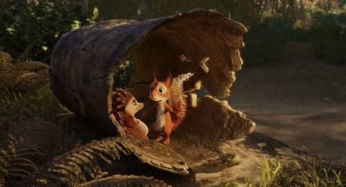 Imagem 3 do filme Tina & Téo - A Pedra Encantada
