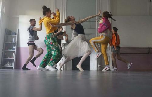 Imagem 2 do filme Let's Dance