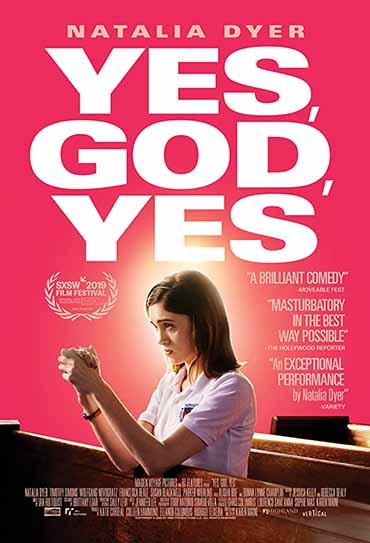 Poster do filme Yes, God, Yes