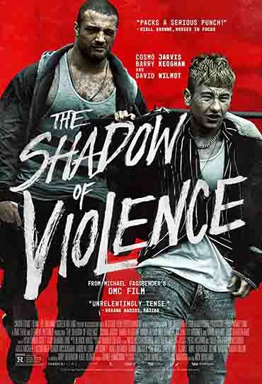Poster do filme A Sombra da Violência