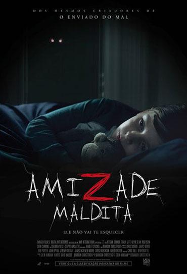 Poster do filme Amizade Maldita