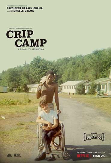 Poster do filme Crip Camp: Revolução pela Inclusão