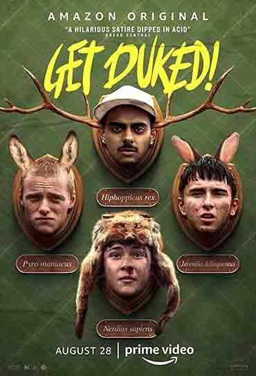 Poster do filme Get Duked!