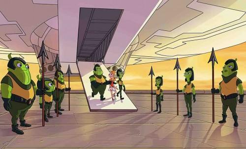 Imagem 4 do filme Phineas e Ferb, O Filme: Candace Contra o Universo