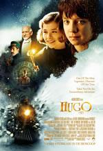 Poster do filme A Invenção de Hugo Cabret