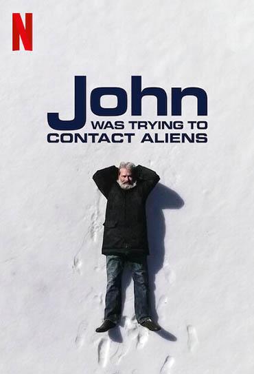 Poster do filme John à Procura de Aliens