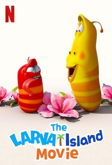 Poster do filme Larva: Ilhados - O Filme